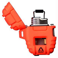 Delta Shockproof Lighter, Blaze Orange