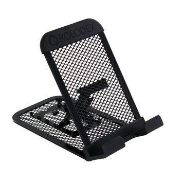 Rolodex Black Mesh Collection Mobile Device and Tablet Stand   Overstock.com Shopping - The Best Deals on Telephone Stands