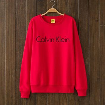 Calvin Klein Fashion Casual Top Sweater Pullover G