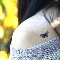 Butterfly (3 Medium) - Spirit Ink Temporary Tattoos