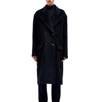 Damir Doma Womens Celo Double Breasted Coat