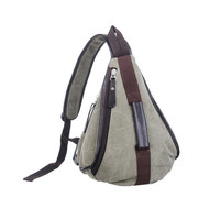 Army Canvas Sling Pack