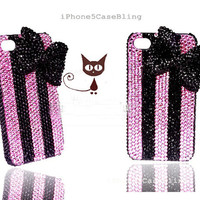 iPhone 4 Case, iPhone 4s Case, iPhone 5 Case, bling iphone 4 case, iphone 5 bling case, Cute iphone 4 case, iphone 4 case bow, iphone 4