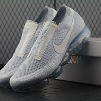 PEAPON Nike Air Max Vapormax Flyknit Cdg For Women Men Running Sport Sneakers Blue