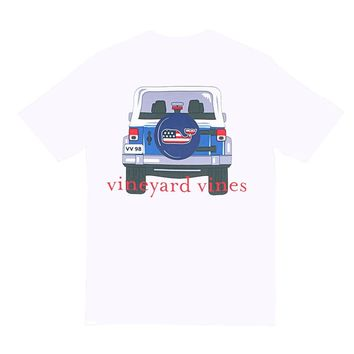 Jeep Back Tee by Vineyard Vines
