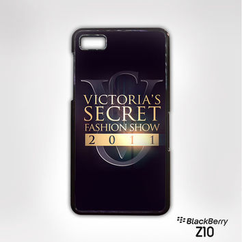 Victoria Secret Fashion Show logo 2011 for Blackberry Z10/Q10 cases