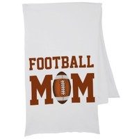 American Football Mom Cool Customizable Scarf