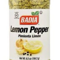 Badia Lemon Pepper - 6.5 oz