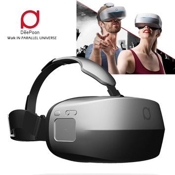 M2 All-in-one Virtual Reality Headset 3D Glasses 96 FOV 5.7Inch 2K AMOLED Display FPS Three-dimensional Immersive VR Box