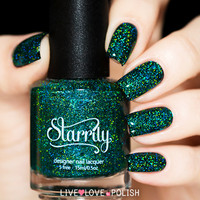 Starrily Emerald City Nail Polish