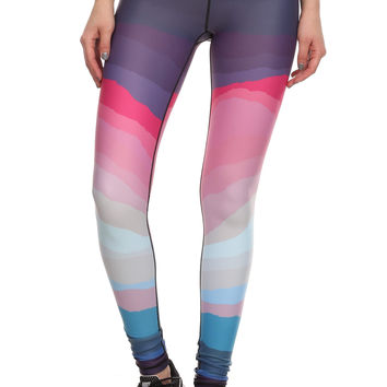 Minimalist Dream Leggings - Purple