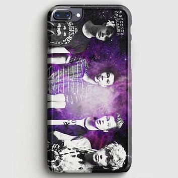 5 Second Of Summer 5 Countries 5 Day iPhone 8 Plus Case