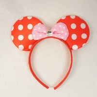 Minnie Mouse ears (more colors)