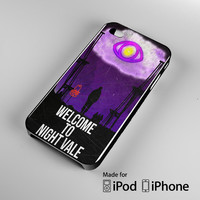 Welcome to Night Vale Day One2 A1623 iPhone 4S 5S 5C 6 6Plus, iPod 4 5, LG G2 G3, Sony Z2 Case