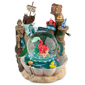 Disney ''Ariel's Grotto'' The Little Mermaid Snowglobe | Disney Store