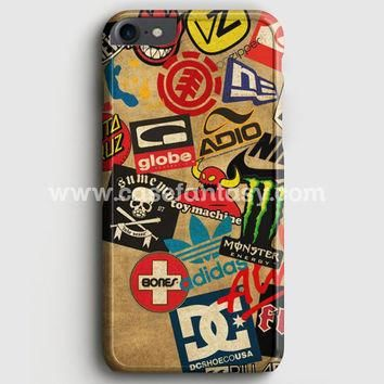 Skateboard Dc Vans Globe Adidas iPhone 7 Case | casefantasy
