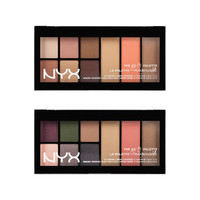 Go-To Palette | NYX Cosmetics