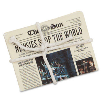 Disney Newsies The Broadway Musical Lapel Pin | Disney Store