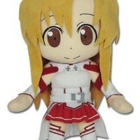 "Great Eastern S.A.O. Sword Art Online Asuna 9"" Plush Doll"