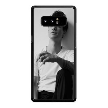 Brendon Urie 2 Samsung Galaxy Note 8 Case