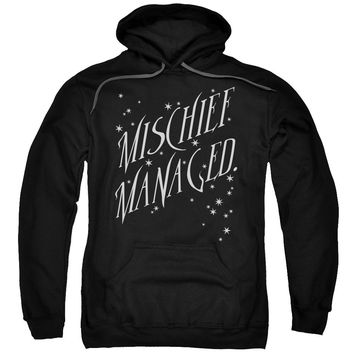 Harry Potter - Mischief Managed 4 Adult Pull Over Hoodie Officially Licensed Apparel
