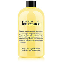 Iced Mint Lemonade Shampoo, Shower Gel & Bubble Bath