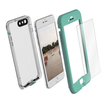 Waterproof iPhone 7 Plus Cases | NUUD + Alpha Glass | LifeProof | LifeProof