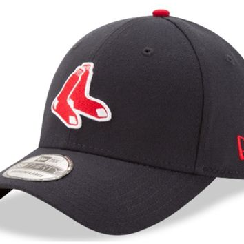 Boston Red Sox Alternate Team Classic 39THIRTY Flex Fit Hat By New Era