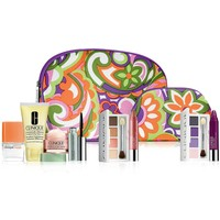 Free 8-piece gift with any Clinique purchase of $25 or more. A $70 value. - Clinique - Beauty - Macy's