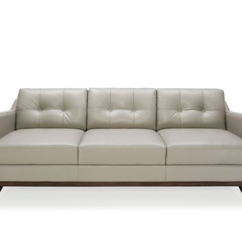 Monika Mid-Century Sofa Medium Grey