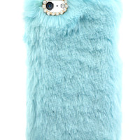 FURRY IPHONE CASE