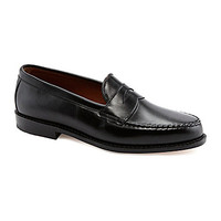 Allen-Edmonds Patriot Dress Penny Loafers - Black