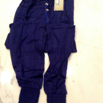 Skemo Joggers Blue