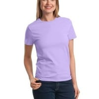 womens lavender t shirr - Google Search