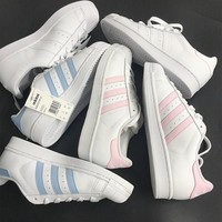adidas Originals Superstar Classic Fashion Shell-toe Series Sneakers Sport Shoes