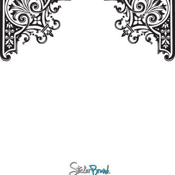 Vinyl Wall Decal Sticker Arabic Style Ornament #380