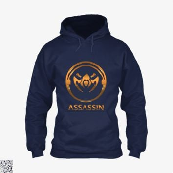 Assassin Gold Emblem, Assassin's Creed Hoodie