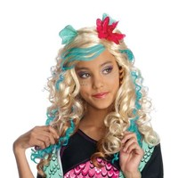 Monster High Lagoona Blue Girls Wig