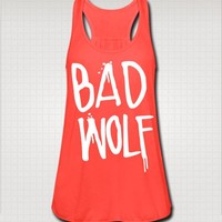 coral Bad Wolf tank from Fandom Planet