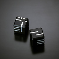 AKO DICE // Set of 2 // Black