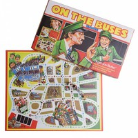 On The Buses Board Game