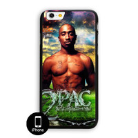 Tupac If You See God First iPhone 6 Case