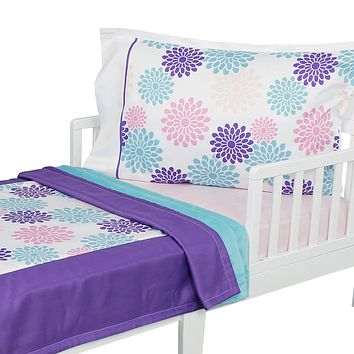 Beautiful Blossoms - Toddler Bedding Set