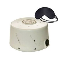 MARPAC Dohm-DS Dual Speed Electro-Mechanical White Noise Machine / Sound Machine for Sleeping at Home & Travel