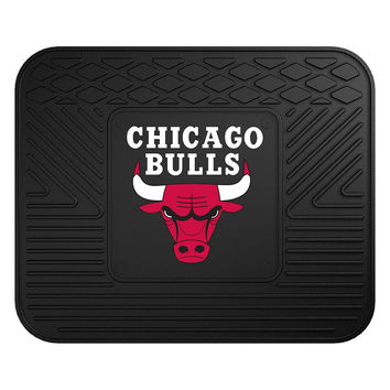 Chicago Bulls NBA Utility Mat (14x17)