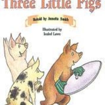Rigby PM Collection Individual Student Edition Orange (Levels 15-16) The Three Little Pigs