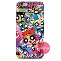 Powerpuff Girls Colour Super Smash Up iPhone Case Cover Series