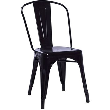 Tolix Style Dining Chair - Reproduction | GFURN