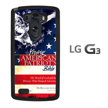 Young American Patriots A1209 LG G3 Case