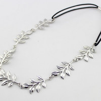 The Halo Effect Business Tiara in Silver